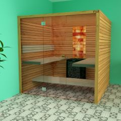 infrarot sauna. Black Bedroom Furniture Sets. Home Design Ideas